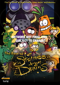 The Best Of The Staines Down Drains on DVD image