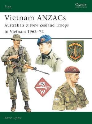 Vietnam ANZACS by Kevin Lyles