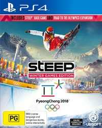 Steep Winter Games Edition for PS4