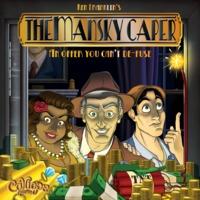 The Mansky Caper - Board Game