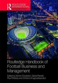 Routledge Handbook of Football Business and Management image