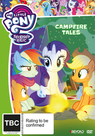 My Little Pony: Friendship Is Magic: Campfire Tales on DVD