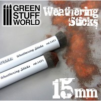 Green Stuff World: Weathering Brushes (15mm)