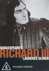 Richard The Third on DVD