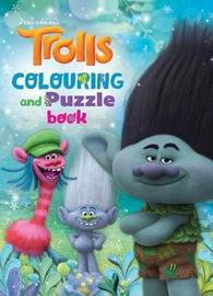 Dreamworks: Trolls Colouring & Puzzle Book