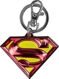 Superman: Enamel Keychain - Logo