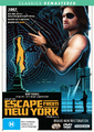 Escape From New York (1981) on DVD