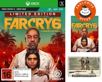 Far Cry 6 Limited Edition for Xbox One