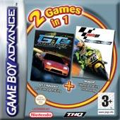 Moto GP + GT Advance 3 (Double Pack) for Game Boy Advance