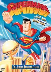 Superman - The Last Son Of Krypton (Animated Feature) on DVD