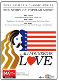 All You Need Is Love - The Story of Popular Music (5 Disc Box Set) DVD