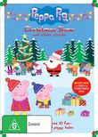 Peppa Pig - The Christmas Show on DVD