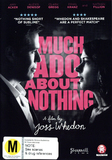 Much Ado About Nothing: A Film by Joss Whedon DVD