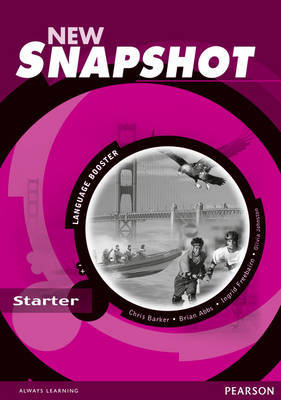 Snapshot Starter Language Booster New Edition by Brian Abbs