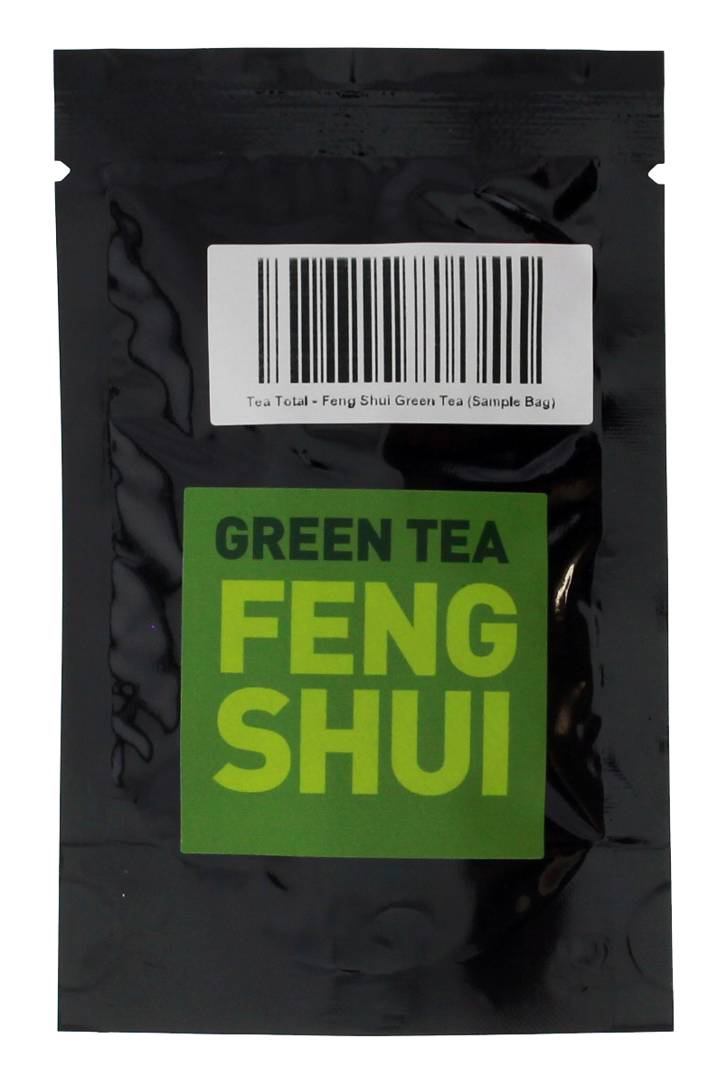 Tea Total - Feng Shui Green Tea (Sample Bag) image