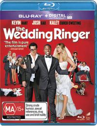 The Wedding Ringer on Blu-ray