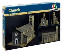 Italeri: 1/72 Church - Diorama Set
