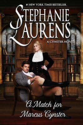 A Match for Marcus Cynster by Stephanie Laurens image