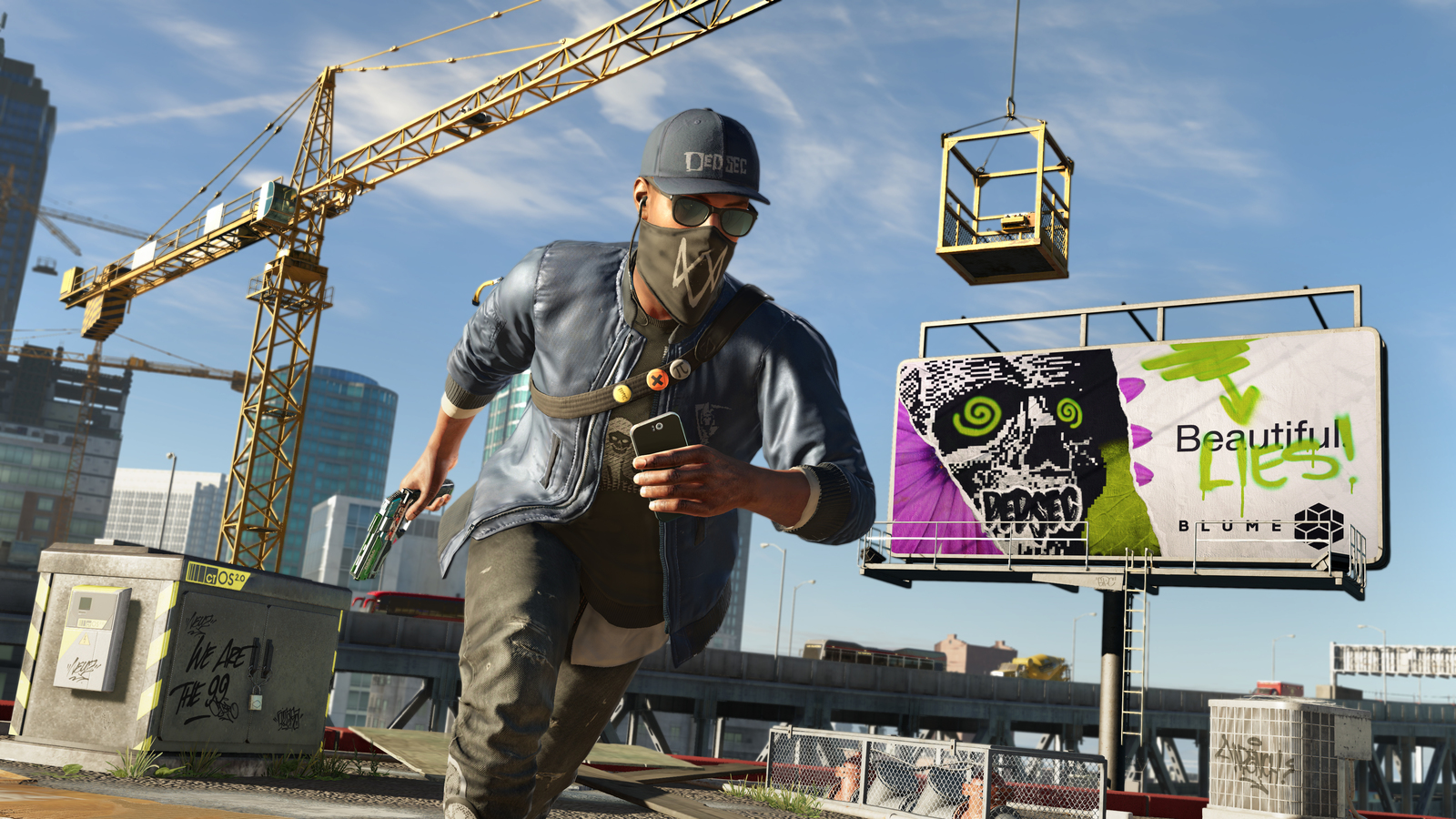 Watch Dogs 2 for PS4 image