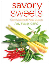 Savory Sweets by Amy Felder image
