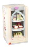 Orange Tree Toys: Farm Kitchen - Wooden Afternoon Tea Set