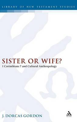 Sister or Wife? by J.Dorcas Gordon image