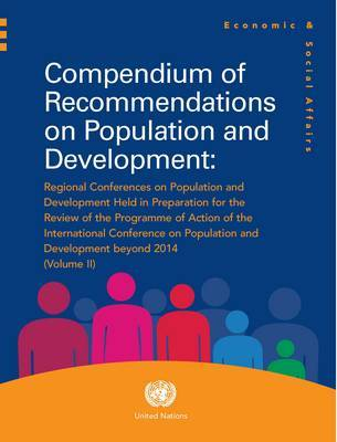 Compendium of recommendations on population and development by United Nations.Department of Economic and Social Affairs. Population Division image