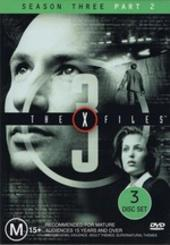 X-Files, The Season 3: Part 2 (3 Disc) on DVD