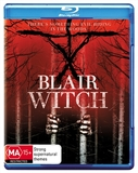 Blair Witch on Blu-ray