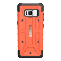 UAG Pathfinder Case for Galaxy S8 (Orange/Black)