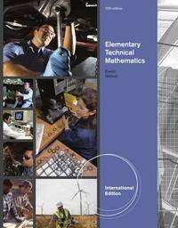 Elementary Technical Mathematics by C. Nelson image