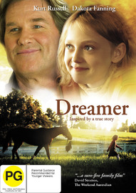 Dreamer on DVD image