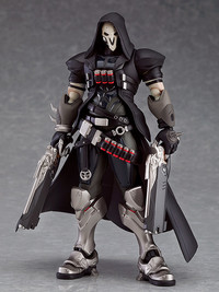Figma Overwatch: Reaper - Action Figure