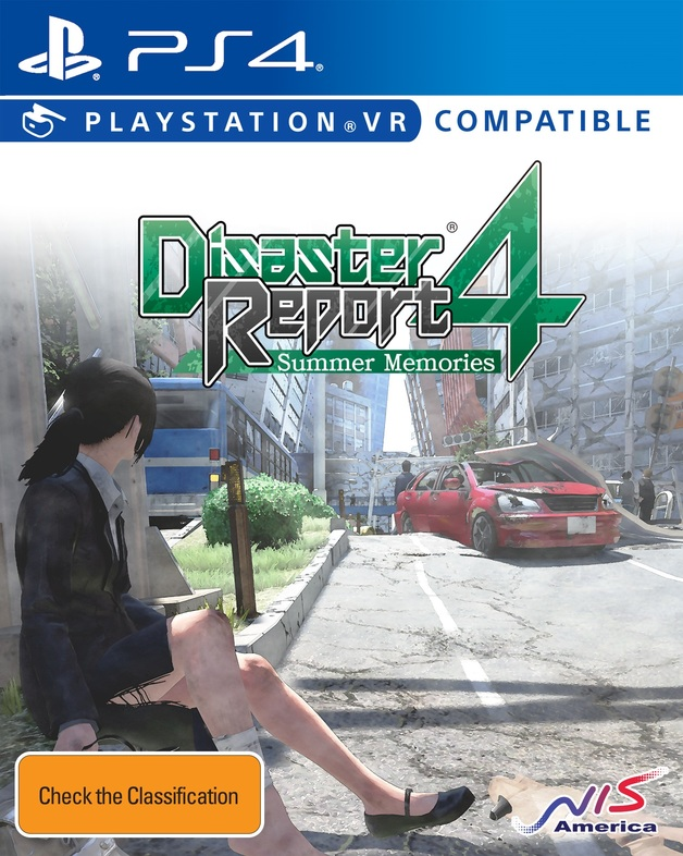 Disaster Report 4: Summer Memories for PS4