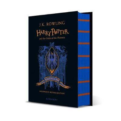 Harry Potter and the Order of the Phoenix - Ravenclaw Edition by J.K. Rowling image