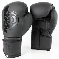 Punch Urban Boxing Gloves 12oz - Matt Black