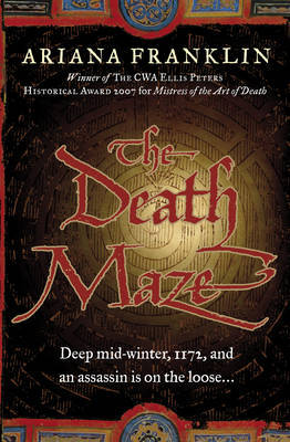 The Death Maze by Ariana Franklin image