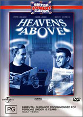 Heavens Above on DVD