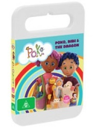 Poko - Poko, Bibi & The Dragon Series 2 Vol 1 on DVD image