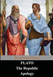 The Republic and Apology by Plato image