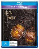 Harry Potter: Year 7 - The Deathly Hallows - Part 1 (Special Edition) on Blu-ray