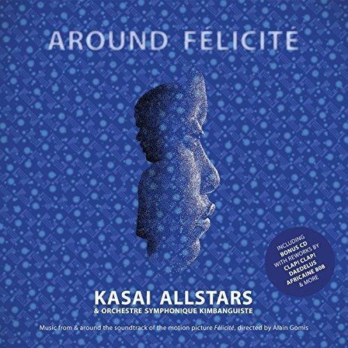 Around Felicite (Original Soundtrack) (2LP) by Kasai Allstars