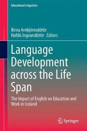 Language Development across the Life Span image