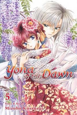 Yona of the Dawn, Vol. 5 by Mizuho Kusanagi image