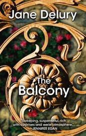 The Balcony by Jane Delury image
