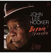 Burnin' & Travelin (coloured) by John Lee Hooker