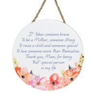 Empowerment Hanging Sign - Mum