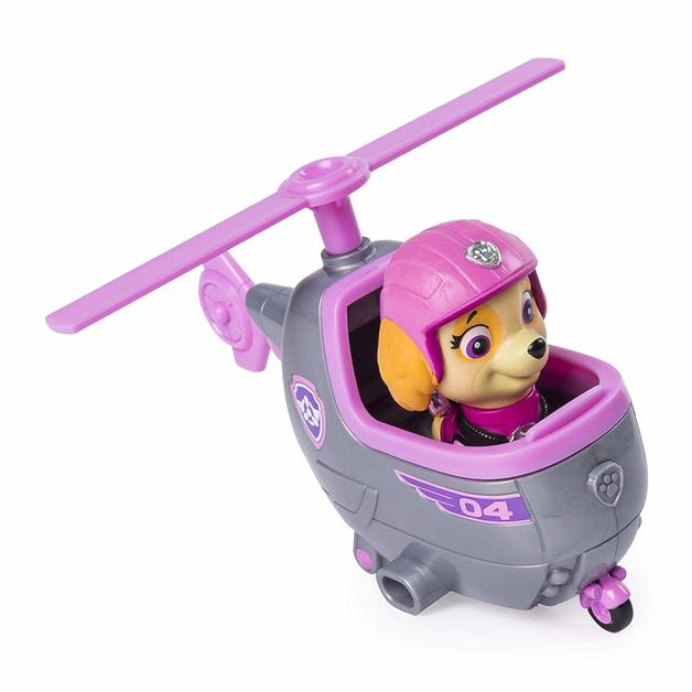 Paw Patrol: Mini Vehicles - (Skye's Mini Helicopter)
