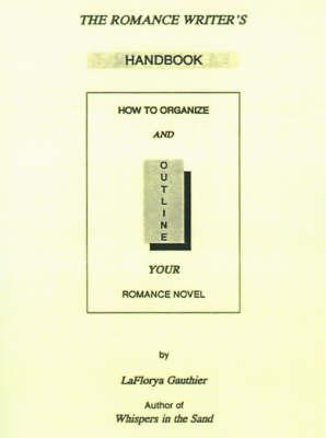 The Romance Writer's Handbook by LaFlorya Gauthier image