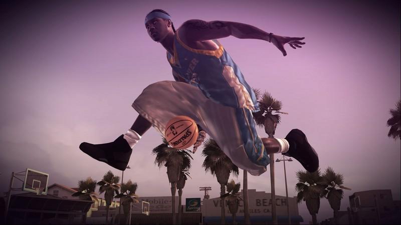 NBA Street Homecourt for PS3 image